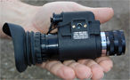 PNP-MC Miniature Night Vision Device with Interchangable Lenses